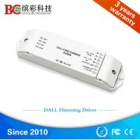 Wholesale 3 years warranty 4 channels led rgbw light led dali dimming controller, 12V 24V dali dimmable driver from china suppliers