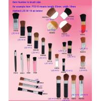 Quality Different size cosmetic brush for sale