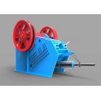 Wholesale Heavy Duty Toggle Plate Jaw Crusher V Series Gabbros Hydraulic Crushing Machine from china suppliers