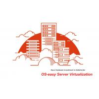 Quality Improve Business Performance Virtual Data Center KVM Server Virtualization for sale