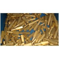 Wholesale Copper Plated, Brass Industrial Welding Chucks With Dia 8mm / 10mm For Stud Gun from china suppliers