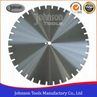 Wholesale Reinforced Concrete / Asphalt Cutting Blade Circular Saw 600mm Diamond Road Saw Blade from china suppliers