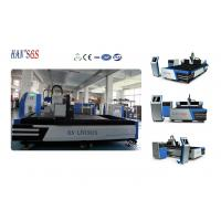 Quality HANS GS 500W Fiber Laser Cutting Machine for Metal Sheet and Tube Pipe for sale