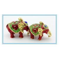 Wholesale Elephant shape decoration box for gift from china suppliers