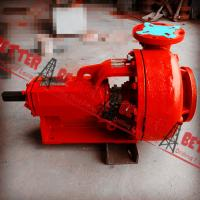 "Wholesale BETTER Mission Magnum 6x5x14 Centrifugal Sand Pump Complete w/Mechanical Seal RH Impeller 14"" Red Painting from china suppliers"
