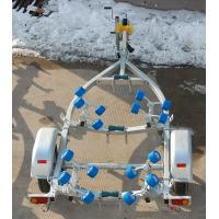 Wholesale 3.3m Galvanized Steel Jet Boat Trailers Single Jetski Trailer from china suppliers