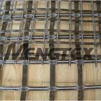 Wholesale No long-term creep Basalt Reinforcing Mesh Geogrid Asphalt Coated from china suppliers
