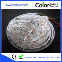 Wholesale 5050 digital rgb smd ws2811 ws2812b full color led strip from china suppliers