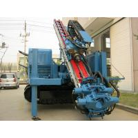 Quality High Speed Jet Grouting Dth Drilling Rigs , Anchor Drilling Rig For Urban Subway for sale