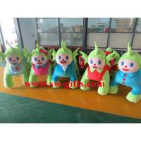 Wholesale CE brown bear walking plush animals kiddie U rides for kids battery coin operated electric from china suppliers