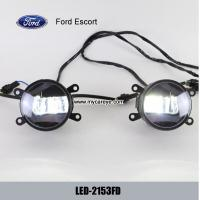 Wholesale Ford EcoSport car front fog led light DRL daytime running lights manufacturers from china suppliers