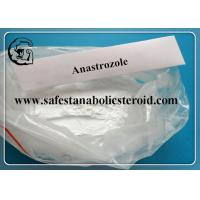 Wholesale Anabolic Steroids Anastrozole Bodybuilding To Inhibit Estrogen CAS 120511-73-1 from china suppliers