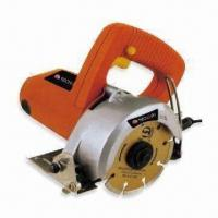 Buy cheap Marble Cutter with Auto Stop Brushes, Double Insulated and Safe to Operate from wholesalers