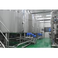 Wholesale Beverage Equipment Complete Turnkey Project Beer / Dairy Processing Plant from china suppliers
