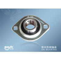 Wholesale Household Appliance Stamped Steel Pillow Block Bearings 25mm SBPFL205 from china suppliers