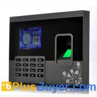 Wholesale Fingerprint Time Attendance System with 2.8 Inch Color TFT Screen from china suppliers