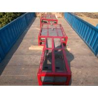 Wholesale Parker Crusher Parts Free Surface High Cr Jaw Plates For High Toughness Values from china suppliers
