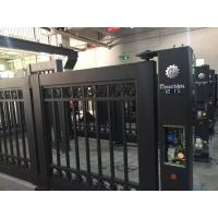 Powder Coated Automatic Swing Bi Folding Gate With Single Arm And Remote Control