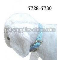 Buy cheap Quality leather dog collars,designer leather dog collars(AF7728) from wholesalers