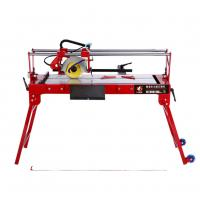 Buy cheap small portable slotted edging polishing chamfering simple marble and granite tile saw cutting machine from wholesalers