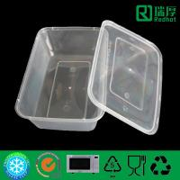 Microwaveable Plastic Food Storage Container 750ML