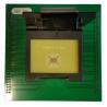 Buy cheap FBGA63 programming adapter for UP818 UP828 FBGA63 socket adapter from wholesalers