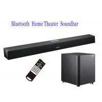 Wholesale Powerful 3D Surround TV Soundbar with Subwoofer / Bluetooth / Optical Input from china suppliers