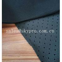 Quality Ultra Thin Neoprene Fabric Roll Perforated Nylon Fabric With Polyester Neoprene for sale