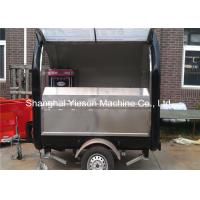Wholesale Fiberglass ice cream Food Cart  Fast Insulate Vending Machine from china suppliers