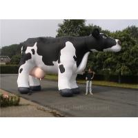 Wholesale Event Advertising Inflatable Model Durable Giant Inflatable Cow EN71 from china suppliers