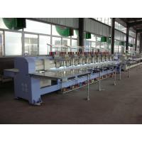 Wholesale Customzied Chenille Embroidery Machine / Computer Embroidery Machine High Performance from china suppliers