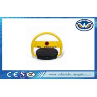 Wholesale Solar Battery Powered Remote Control Intelligent Automatic Parking Lock from china suppliers