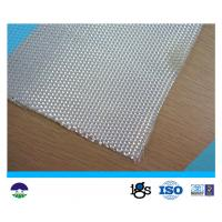 Wholesale PET  White Multifilament Woven Geotextile for railway construction 140G from china suppliers