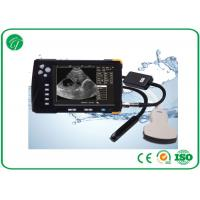 Wholesale Convex / Linear Scan Mode Vet Ultrasound Machine For Ovine / Bovine Pregnancy from china suppliers