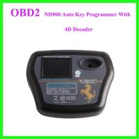 Wholesale ND900 Auto Key Programmer With 4D Decoder from china suppliers