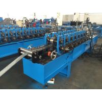 Buy cheap High Speed Steel Stud Roll Forming Machine with Manual Decoiler 0.4-0.8mm from wholesalers