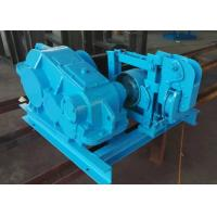 Wholesale JK type double drum fast speed winch for lifting light duty material from china suppliers