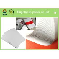 Wholesale Good Smoothness White Glossy Art Paper Couch Paper Roll For Printing Magazines from china suppliers