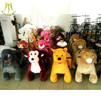 Wholesale Hansel happy ride toy animal scooter ride hot in shopping mall kiddie machines toy slot machinefor shopping mall from china suppliers