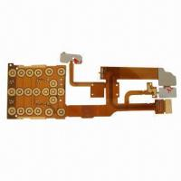 Wholesale Flexible PCB with 0.21 to 7.0mm Board Thickness, Two Sides from china suppliers