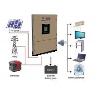 Wholesale 10KW Solar Power Inverters Off Grid For Remote Lighting Traffic Lights from china suppliers