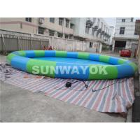 Wholesale Hexagon Fire-retardant Portable Swimming Pools Summer For Cool from china suppliers