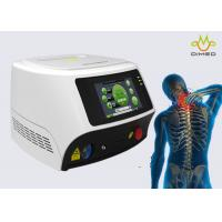 Wholesale Non Invasive Laser Pain Relief Machine For Knee Pain / Neck Pain Treatment from china suppliers