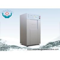 Wholesale PLC Controlled Lab Autoclave Steam Sterilizer With SS304 Steam Generator Incorportated from china suppliers