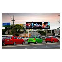 Wholesale P16 Square Outdoor Roadside Billboard Advertising LED Display , 256mm × 256mm from china suppliers