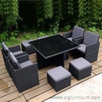 Wholesale Outdoor Funiture  Popular In UK Market Convenient For Assemble from china suppliers