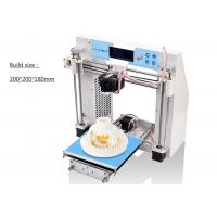 Wholesale Digital Prusa Commercial 3D Printer , Metal Frame 3D Printer Machine from china suppliers