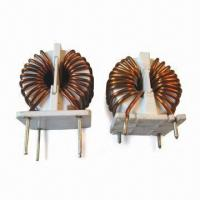 Wholesale multi-layer toriodal choke coils with wide inductance range for filter inductor from china suppliers