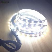Wholesale LED Strip Light 5630 5050 2835 DC12V 5M 300Led Flexible 5730 Bar Light High Brightness Non-Waterproof Indoor Home Decora from china suppliers