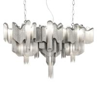 Wholesale Stainless steel Hotel Chandeliers from china suppliers